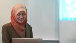 Dr. Umi Adzlin Silim, Psychiatrist, Hospital Putrajaya, Malaysia