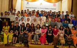 1505 Myanmar group photo