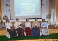 Myanmar national depression symposium