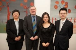 1307 Ma Hong, Ian Everall, Guan Lili & Yu Xin