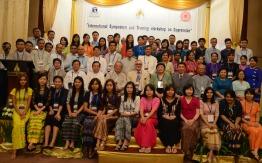1505 Myanmar group photo